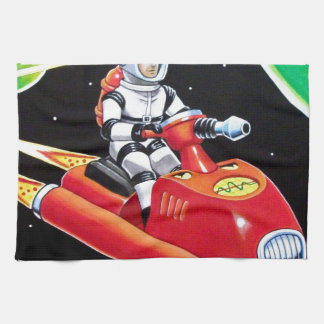 SPACE SCOOTER TOWEL