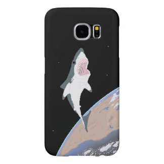 Space Shark Samsung Galaxy S6 Cases