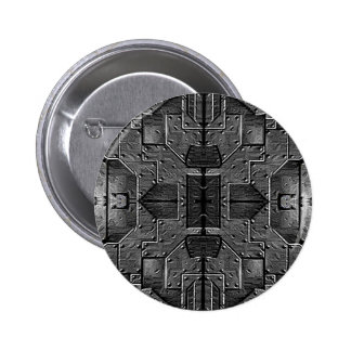 SPACE SHIP HULL cl 2 Inch Round Button