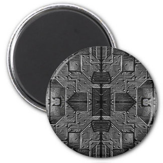 SPACE SHIP HULL cl 2 Inch Round Magnet