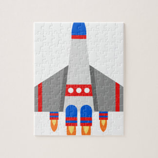 Space Ship Jigsaw Puzzle