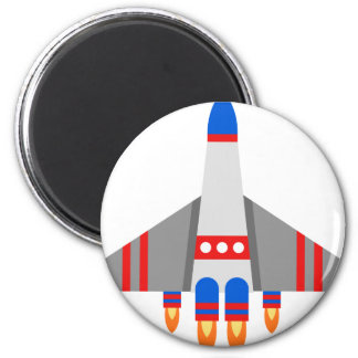 Space Ship Magnet