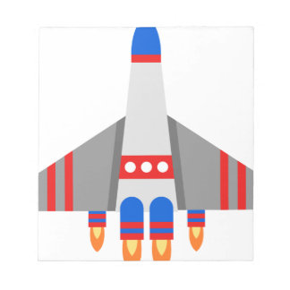 Space Ship Notepad