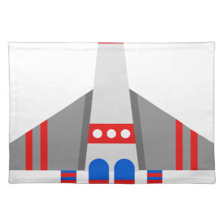 Space Ship Placemat