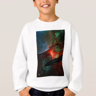 Space Ship Platoon Sweatshirt