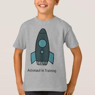 space ship rocket astronaut T-Shirt
