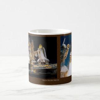 Space Shuttle Atlantis mug