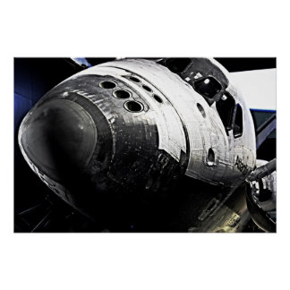 Space Shuttle Atlantis Poster Perfect Poster