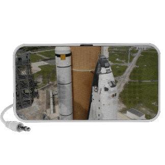 Space shuttle Atlantis iPhone Speaker