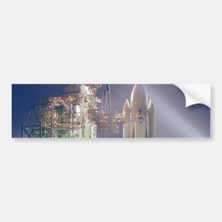 Space Shuttle Columbia Bumper Sticker