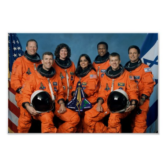 space shuttle columbia disaster crew - photo #21