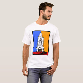 SPACE SHUTTLE COLUMBIA T-Shirt