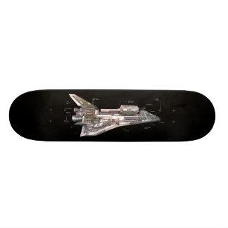 Space Shuttle Cutaway Skate Deck