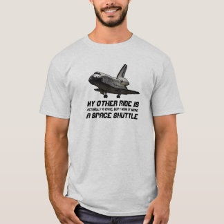 Space Shuttle Discovery Funny T-shirt