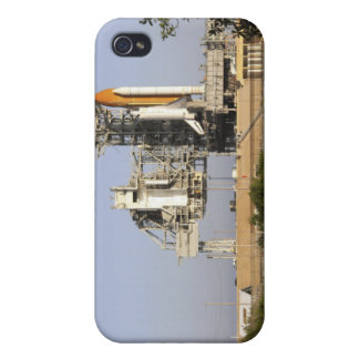 Space Shuttle Discovery sits ready 3 Cover For iPhone 4