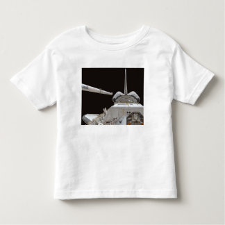 Space Shuttle Discovery's payload bay T-shirts