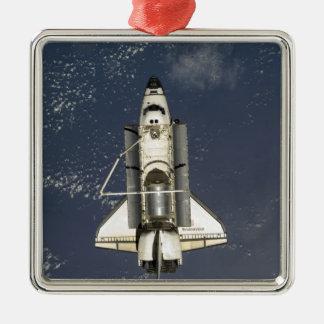 Space Shuttle Endeavour 16 Metal Ornament