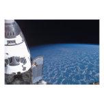 Space Shuttle Endeavour 6 Photo Art