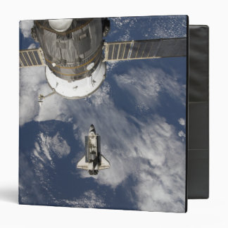 Space Shuttle Endeavour 8 3 Ring Binders