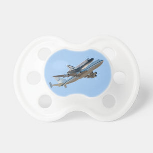 Jet Flying Pacifiers & Soothers | Zazzle ca