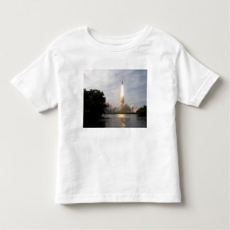 Space Shuttle Endeavour lifts off 4 Toddler T-shirt