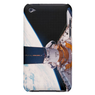 Space Shuttle in Orbit 2 Barely There iPod Case