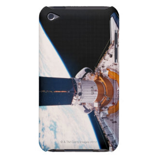 Space Shuttle in Orbit 2 iPod Touch Cases