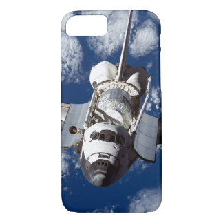 Space Shuttle In Orbit iPhone 8/7 Case