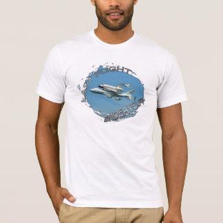 Space Shuttle Last Flight Shirt! T-Shirt