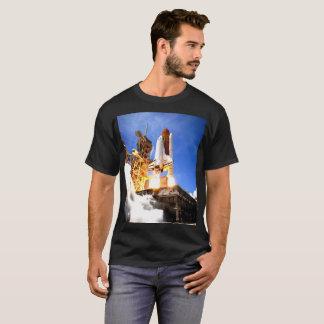 SPACE SHUTTLE  LAUNCH T-Shirt