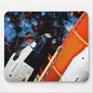 Space Shuttle Mouse Pad