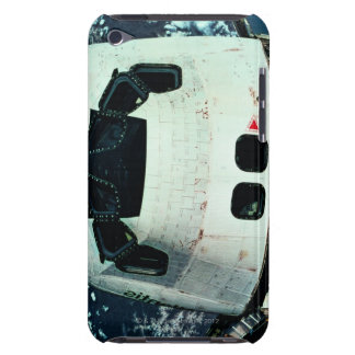 Space Shuttle Orbiting Earth Barely There iPod Case
