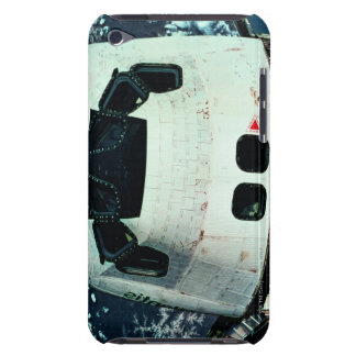 Space Shuttle Orbiting Earth iPod Case-Mate Cases