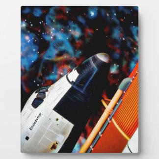 Space Shuttle Plaque
