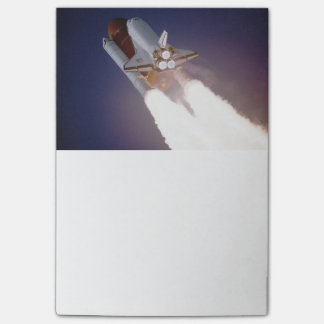 Space Shuttle Post-it Notes