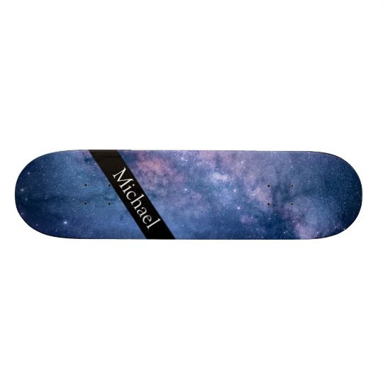 Space Skate Board Deck