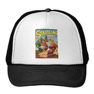 Space Skeleton Trucker Hat
