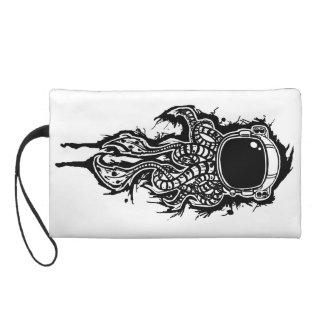 space squid wristlet