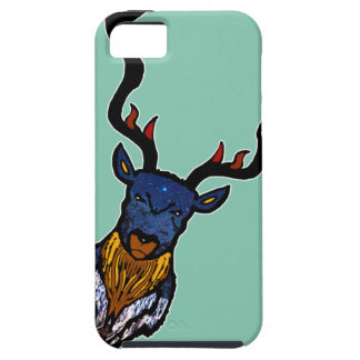 Space Stag iPhone 5 Case