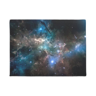 SPACE STARS DOOR MAT