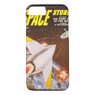 Space Stories v02 n02 (1953-06.Standard)_Pulp Art iPhone 7 Case