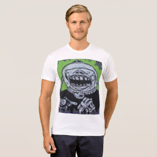 Space Stranger Graffit T-Shirt