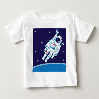 Space Suit Vector Baby T-Shirt