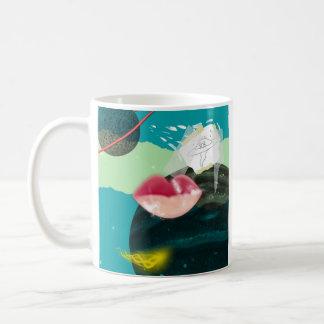 space themed mug