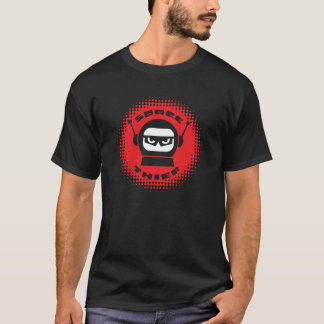 Space Thief Robot Logo Shirt