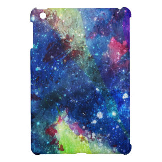 Space traveller spatial galaxy painting case for the iPad mini