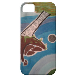 Space Trees Phone Case