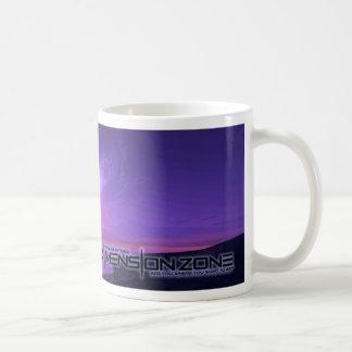 Space Trinity Classic White Coffee Mug