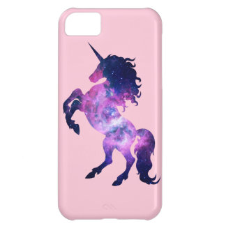 Space unicorn case for iPhone 5C