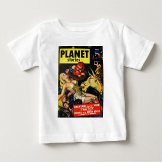 Space Vikings Baby T-Shirt